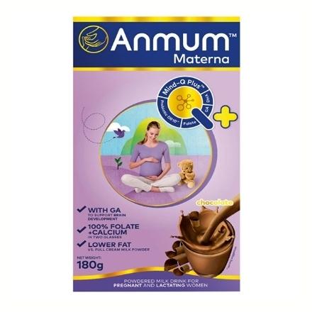 Picture of Anmum Milk Materna Chocolate Box 180g, ANM03B