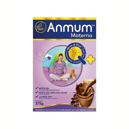 Picture of Anmum Milk Materna Chocolate Box 375g, ANM04B