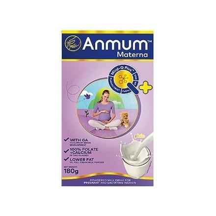 Picture of Anmum Milk Materna Plain Box 180g, ANM01B