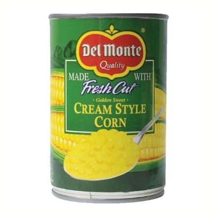 Picture of Del Monte Imported Cream Style Corn 425g, DEL86