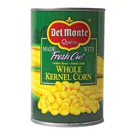 Picture of Del Monte Imported Whole Kernel Corn 420g, DEL34
