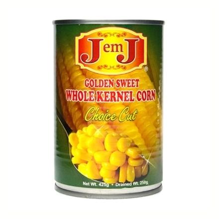 Picture of J em J Whole Kernel Corn 425g, JEM02