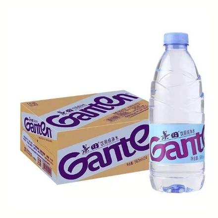 Picture of Jingtian Purified Water 560ml 1 bottle, 1*24 bottle