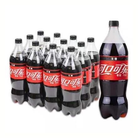 Picture of Coca cola 1pc, 12 pcs (1.25L), 可乐(瓶)1.25L--1*12