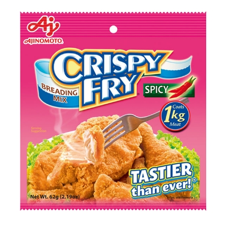 Picture of Crispy Fry Spicy 62g, AJI28