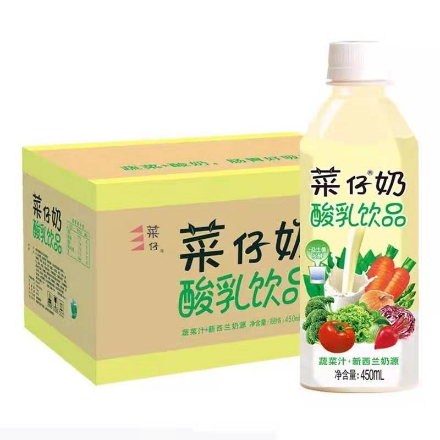 Picture of Caizinai Yogurt Drink 450ml, 1 bottle, 1*15 bottle