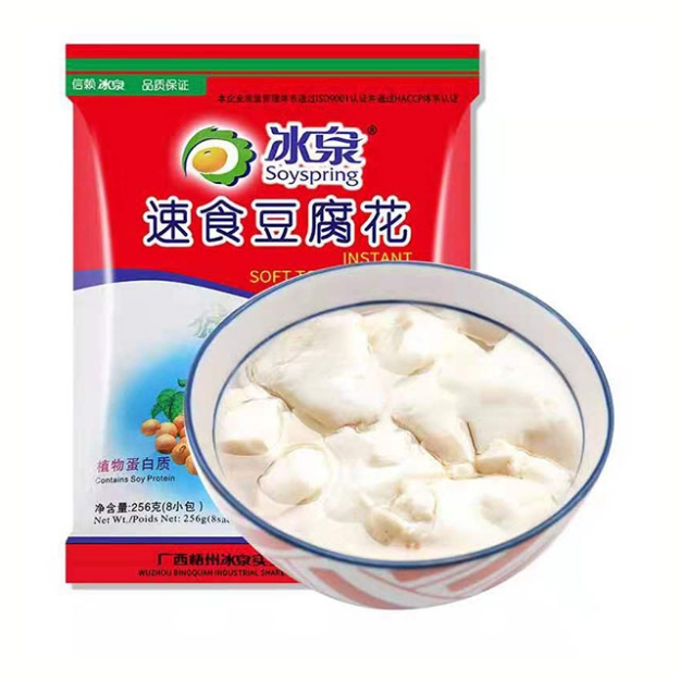 Picture of Bingquan (Instant Tofu Flower) 256g