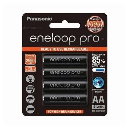 Picture of Panasonic Eneloop Batteries, 171902