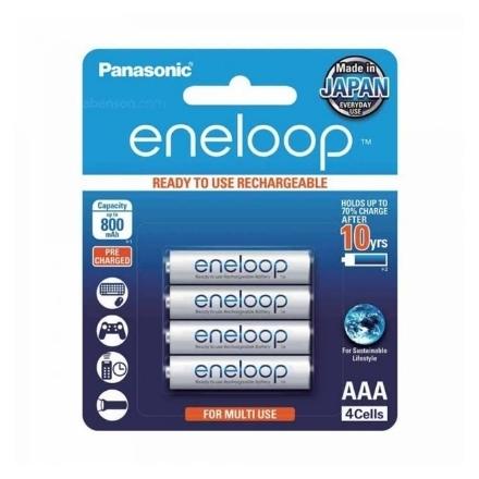 Picture of Panasonic BK-4MCCE Eneloop Batteries, 171905