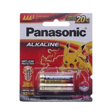 Picture of Panasonic LR03T Alkaline Batteries, LR03T