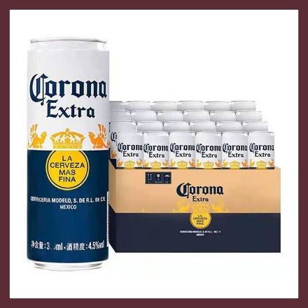 Picture of Corona Beer (Can, Bottle) 310ml/207ml, 1 can/bottle, 1*24 cans/bottles