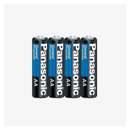 Picture of Panasonic R6UPT General Purpose Batteries, R6UPT