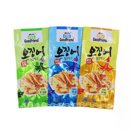 Picture of Good Friend Cuttlefish Sticks (Original Flavor)240g, 1 box, 1*20 box