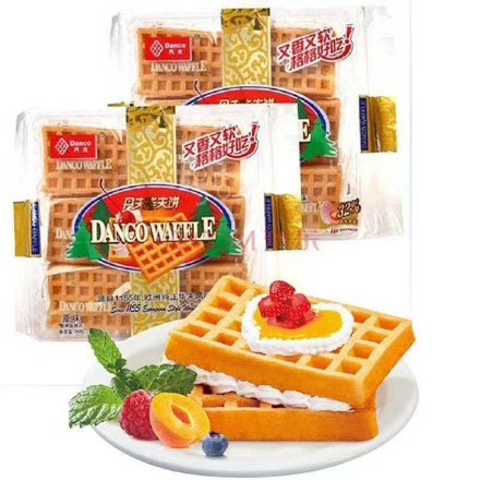 Picture of Danfu waffles,1 package
