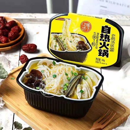 Picture of Chihuo Self-heating Hot Pot (Duck Soup) 260g,1 box, 1*24 box