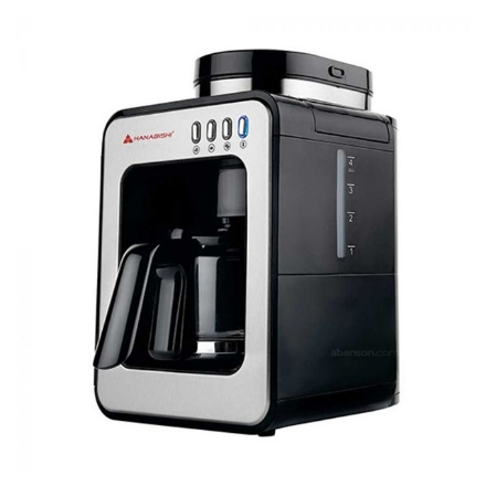 Picture of Hanabishi HGRCM-2IN1 Grinder and Coffee Maker, 172135