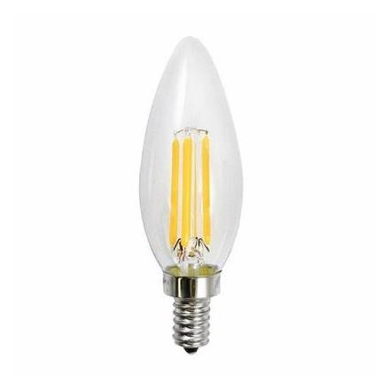 Picture of FSL C35FV 2W Filament Bulb, C35FV 2W