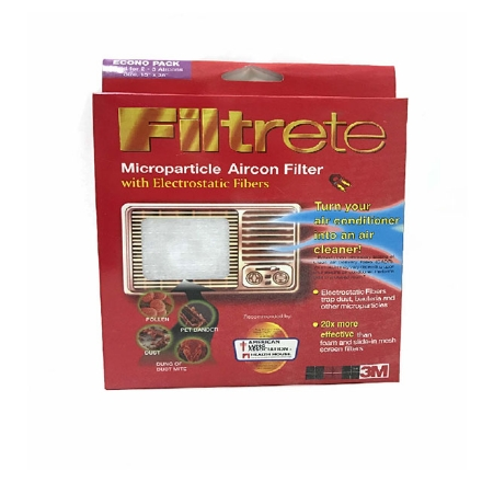 """Picture of 3M FILTRETE(TM) AIRCON FILTER ECONO PACK 15"""" X 36"""" Add to Inquiry Basket"""