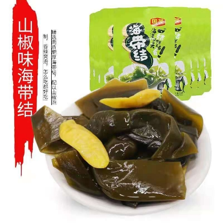 Picture of Guosheng Kelp Knot 60g,1 pack, 1*30 pack