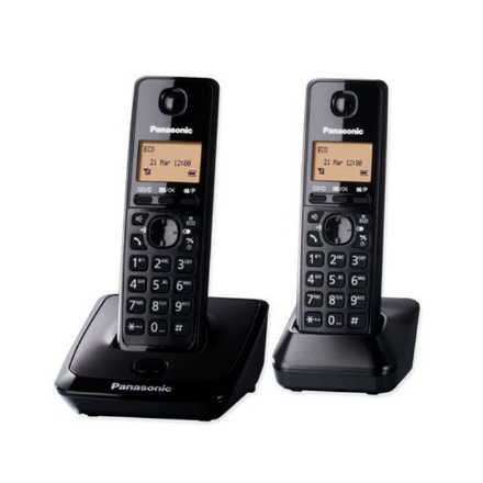 Picture of Panasonic KX-TG2712CX5 Twin Handset, KX-TG2712CX5