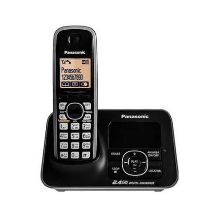 Picture of Panasonic KX-TG3721BX1 Cordless Phone, KX-TG3721BX1