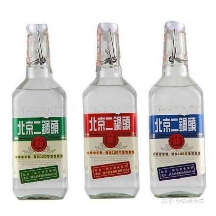 Picture of Beijing Erguotou Fragrant Liquor 42%VOL 500ML