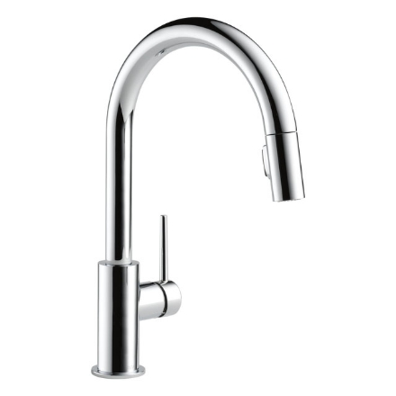 Picture of Delta Kitchen Faucet Touch 20 Display - DT9159DST