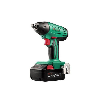 Picture of DCA Cordless Impact Wrench, ADPB16