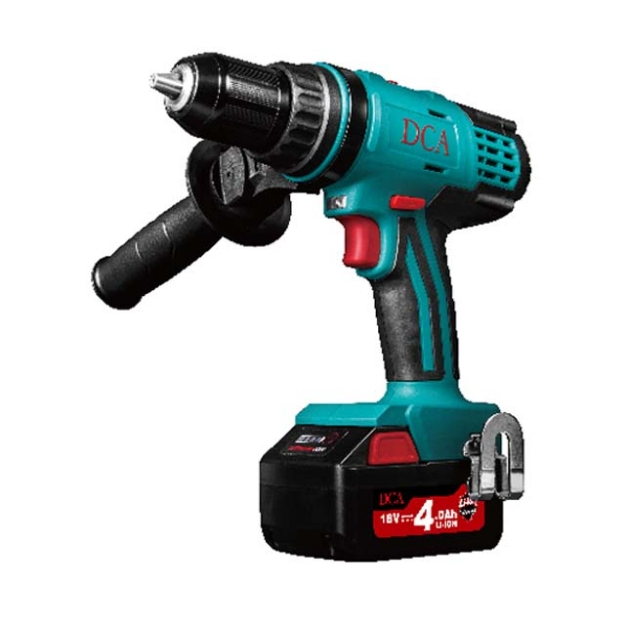 Picture of DCA Cordless Driver Hammer Drill, ADJZ13