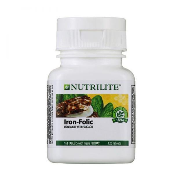 Picture of Nutrilite Iron Folic Plus