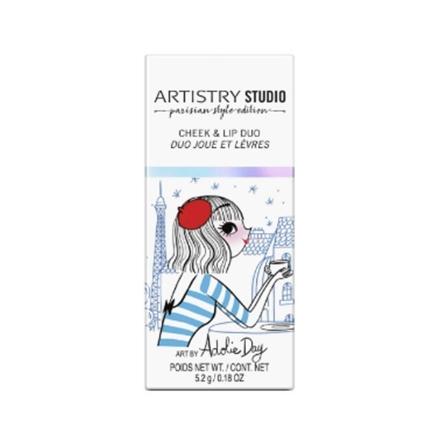 Picture of Artistry Studio Parisian Style Edition Cheek & Lip Duo