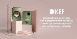 KEF, Hi-Fi Headphones