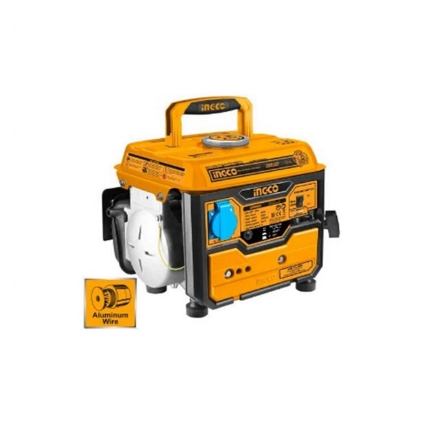 INGCO 900W 1KVA Portable Gasoline Generator, GE10002-5P