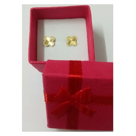 Picture of 18K -  Saudi Gold Jewelry Earrings