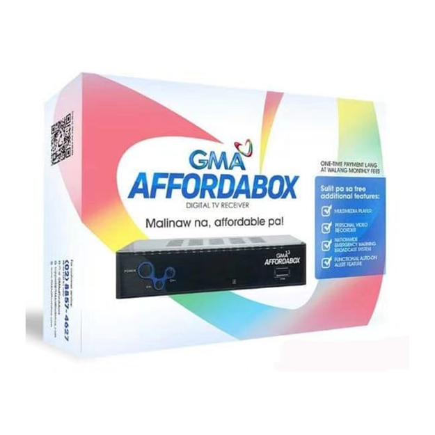 圖片 GMA Afforadabox