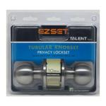 圖片 Talent Privacy Tubular Knobset, EZTLT330SS