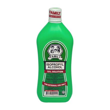 圖片 Family Isopropyl Rubbing 70% Alcohol, FAM05