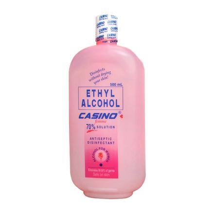 圖片 Casino Femme 70% Solution Ethyl Alcohol, CAS13B