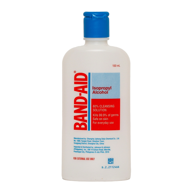 圖片 Band-Aid 70% Isopropyl Alcohol, BAN10