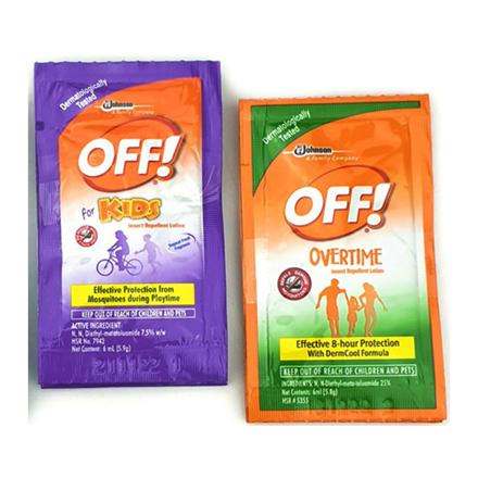 圖片 Off Insect Repellent Lotion Sachet, OFF13