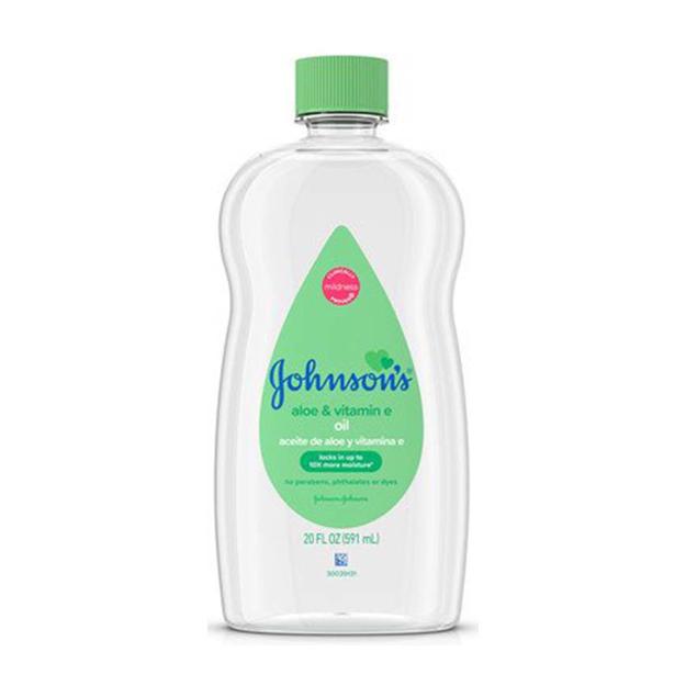 圖片 Johnson's Aloe Vera and Vitamin E Baby Oil, JOH22