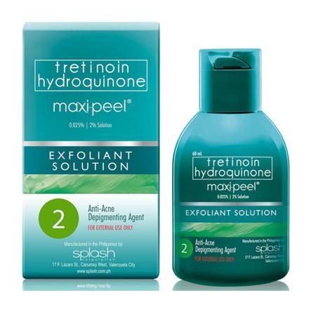 圖片 Maxi Peel  Exfoliant Solution #2, MAX36B