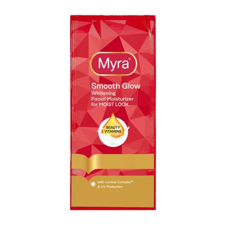圖片 Myra Smooth Glow Whitening Facial Moisturizer 7ml, MYR18B