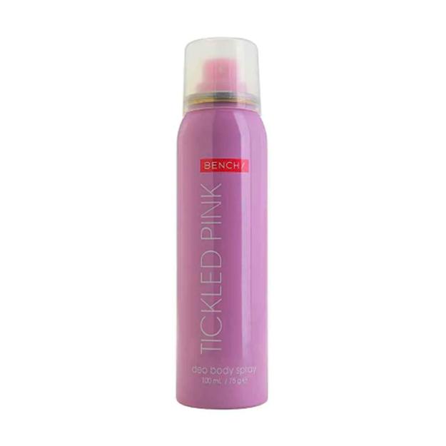 圖片 Bench Deo Body Spray Tickeled Pink 100mL, HER01B