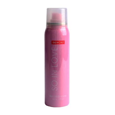 圖片 Bench So In Love Deo Body Spray,  HER03B
