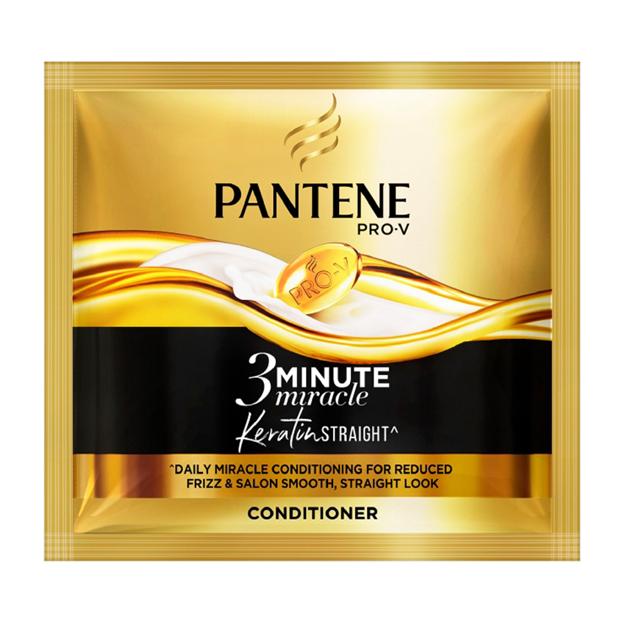 圖片 Pantene 3 Minute Miracle Conditioner 9mL, PAN15
