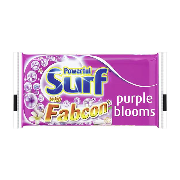 圖片 Surf Detergent Bar with Fabcon Purple Blooms, SUR56