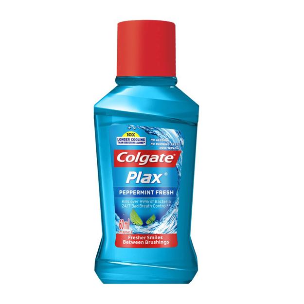 圖片 Colgate Plax Peppermint Fresh Mouthwash, COL73