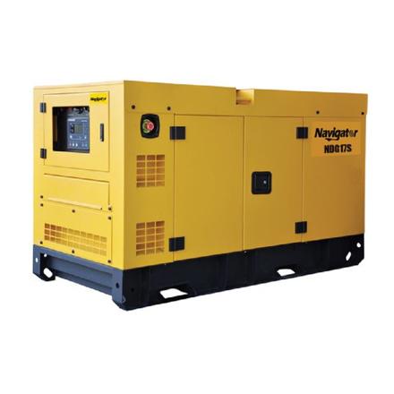 图片 Navigator Ultra Silent Diesel Generator, NDG17S