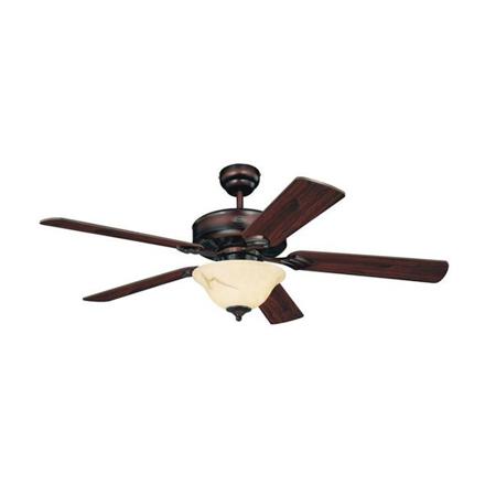 """圖片 Westinghouse Bethany 52"""" Rustic Bronze Ceiling Fan, WH5BE52RBB"""